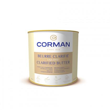 Mantequilla Líquida Clarificada 99,9% MG (2kg), Corman