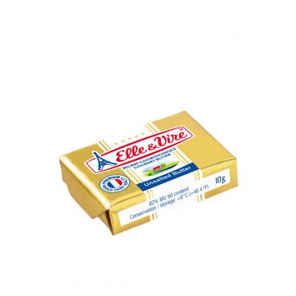 Mantequilla gastronómica 82% MG en micro pastillas (10g), Elle & Vire Professionel