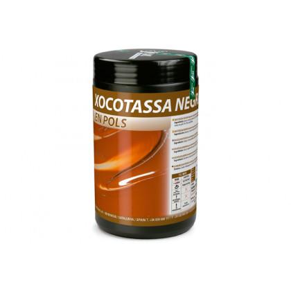 Chocotaza negra, Sosa