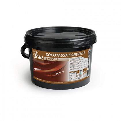 Chocotaza fondente (3kg), Sosa