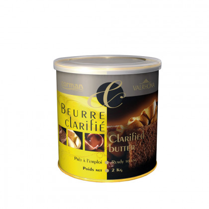 Mantequilla líquida clarificada (2kg), Valrhona