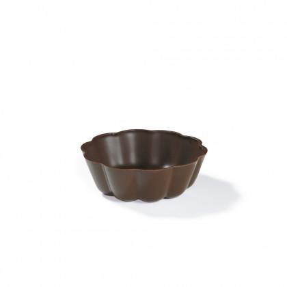 Decoración Turban cup (Ø70/Ø50x20mm), Dobla - 91 unidades