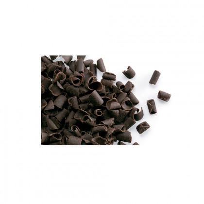 Decoración Curls negro (4kg), Dobla