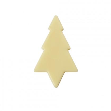 Abeto blanco (51x31mm), Chocolatree - 136 unidades