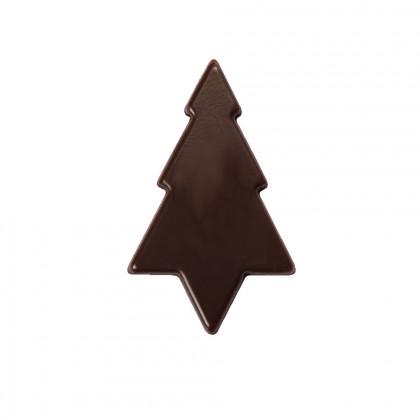 Abeto negro (51x31mm), Chocolatree - 136 unidades