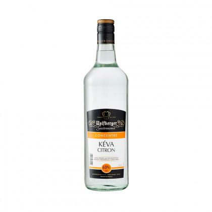 Extracto alcohólico de Limón Kéva 60% (1l), Wolfberger