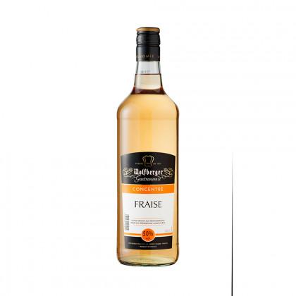 Extracto alcohólico de fresa 50% (1l), Wolfberger