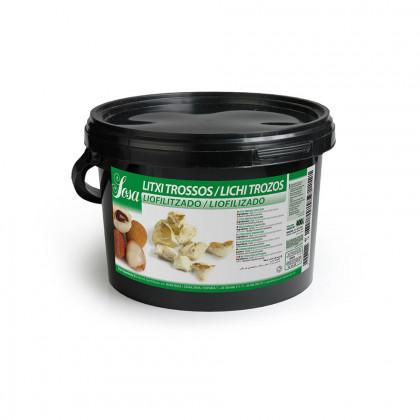 Lichi en trozos liofilizado (400g), Sosa