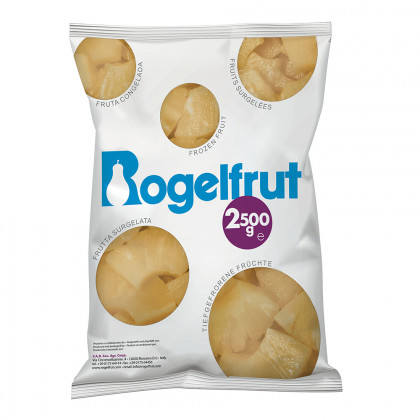 Piña a trozos IQF (2,5kg), Rogelfrut