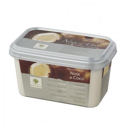Pulpa de coco congelada (1kg), Ravifruit