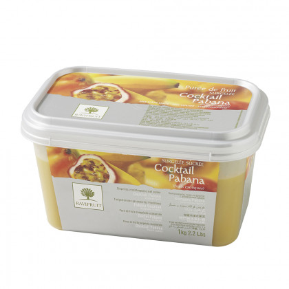 Pulpa Pabana congelada (1kg), Ravifruit