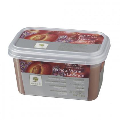 Pulpa de melocotón de viña congelada (1kg), Ravifruit