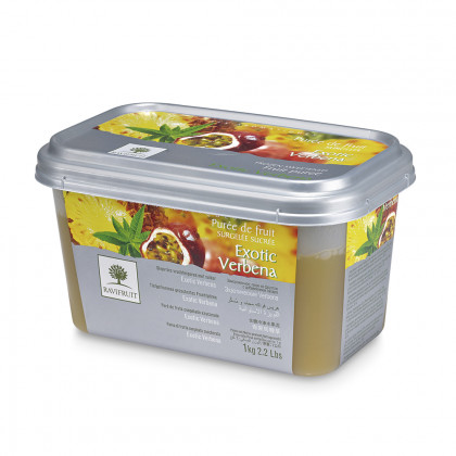 Pulpa Exotic Verbena congelada (1kg), Ravifruit