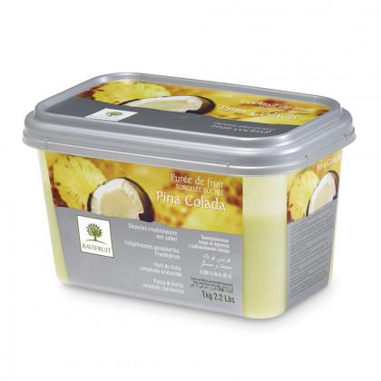 Pulpa de piña colada congelada (1kg), Ravifruit