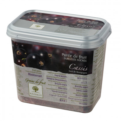 Grains de fruit de grosella congelados (1kg), Ravifruit