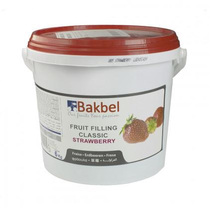 Fruit Filling Classic de fresa(6kg), Bakbel