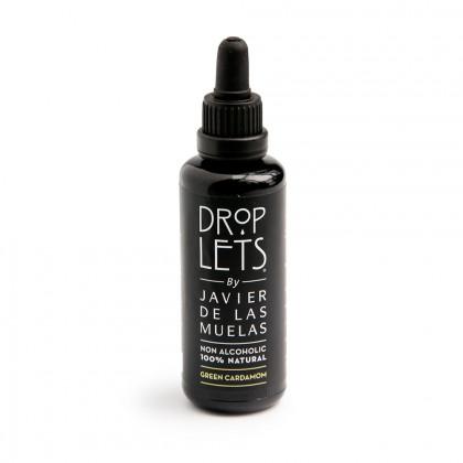Droplet Green Cardamom, Droplets by Javier de las Muelas