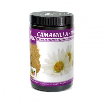 Extracto natural de manzanilla en polvo (500g), Sosa