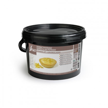 Sorbato potásico granulado (2kg), Sosa