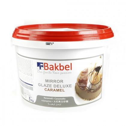 Mirror Glaze Deluxe caramelo toffee (5kg), Bakbel