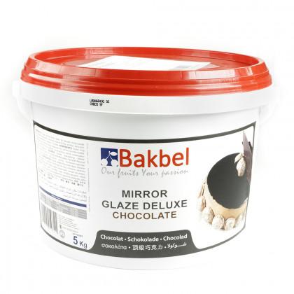 Mirror Glaze Deluxe chocolate (5kg), Bakbel