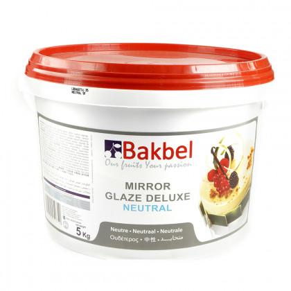 Mirror Glaze Deluxe neutro (5kg), Bakbel