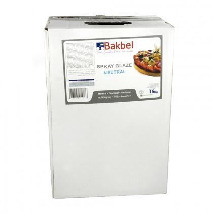 Spray glaze neutro (15kg), Bakbel