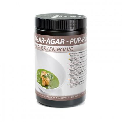 Agar-agar puro (500g), Sosa