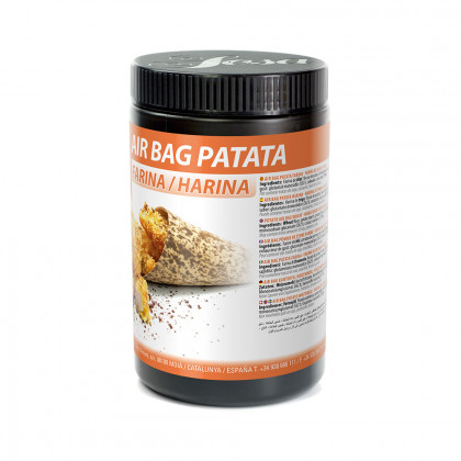 Air Bag de patata harina (650g), Sosa