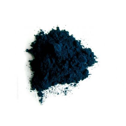 Colorante azul en polvo hidrosoluble, Sosa