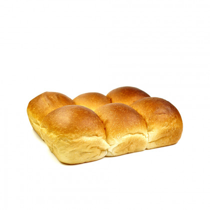 Pan de mantequilla cocido (460g-15u), Fermentus