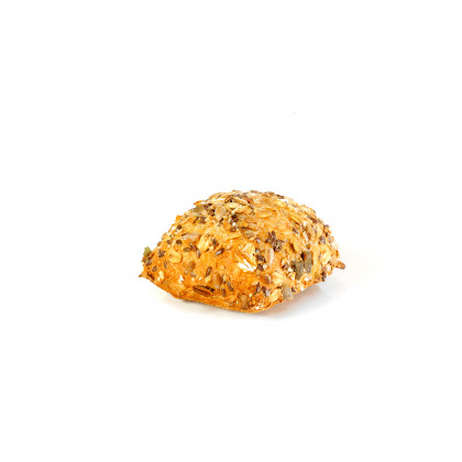 Mini pan de cereales precocido ECO (35g-50u), Fermentus