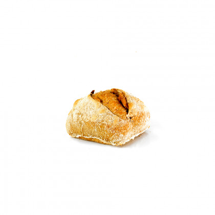 Mini pan de aceitunas precocido (35g-50u), Fermentus