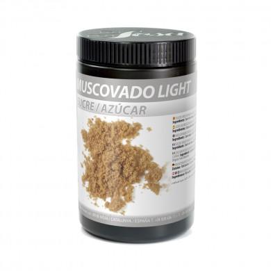 Azúcar muscovado light, Sosa