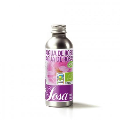 Organic rose water, Sosa