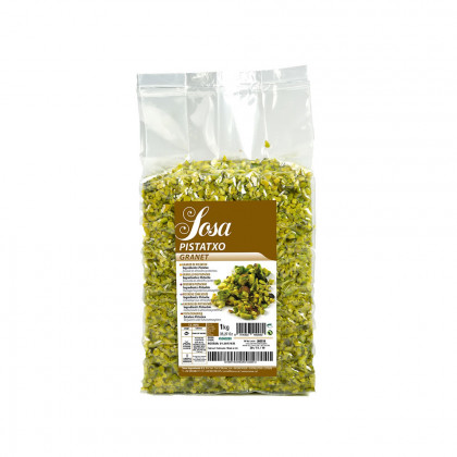Diced pistachio (1kg), Sosa