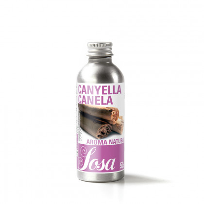 Cinnamon natural aroma, Sosa