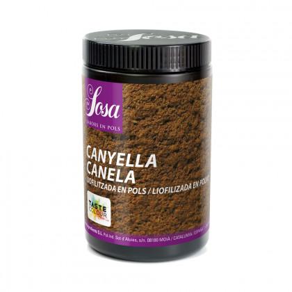 Cinnamon powder, Sosa