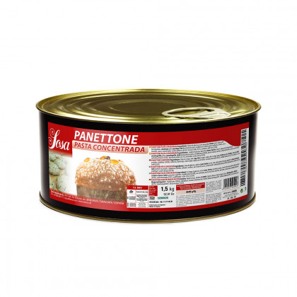 Panettone concentrated paste (1.5kg), Sosa