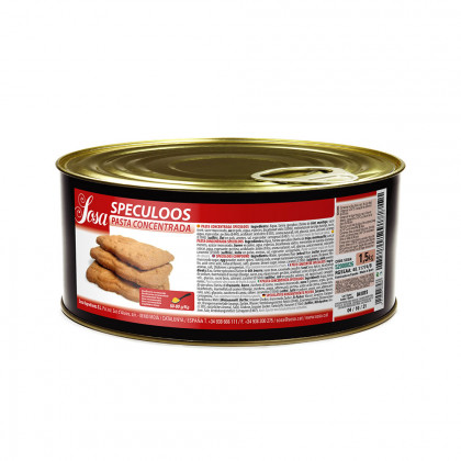 Speculoos concentrated paste (1.5kg), Sosa
