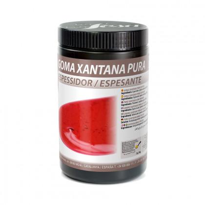 Pure xanthan gum, Sosa