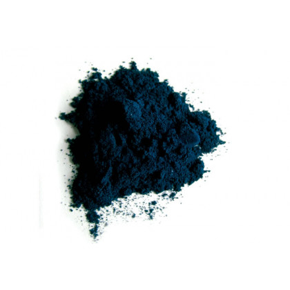 Blue water soluble colouring powder, Sosa