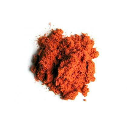 Shiny orange water soluble colouring powder, Sosa