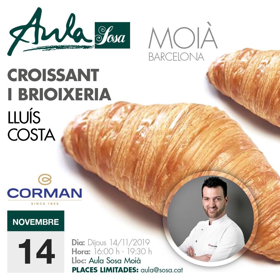 Croissant i brioixeria