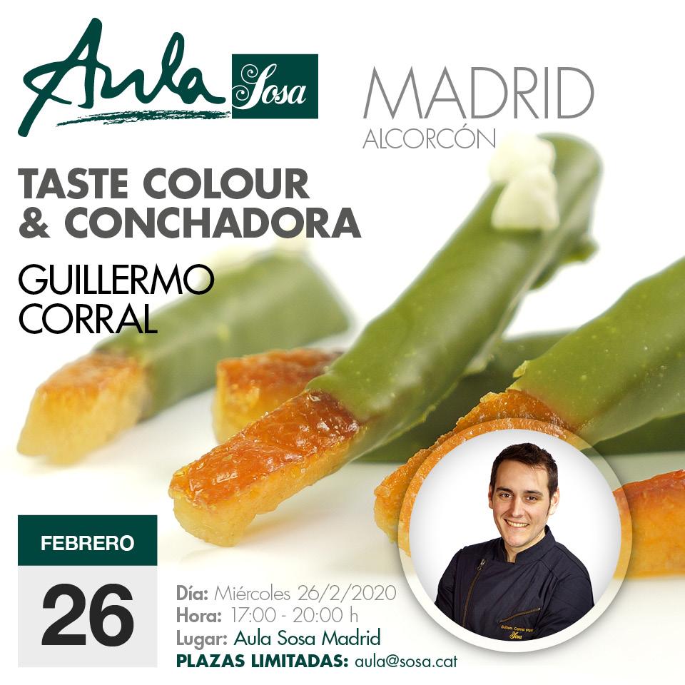 Taste Colour y Conchadora