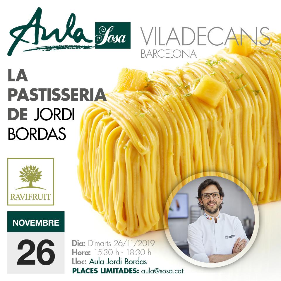 La Pastisseria de Jordi Bordas