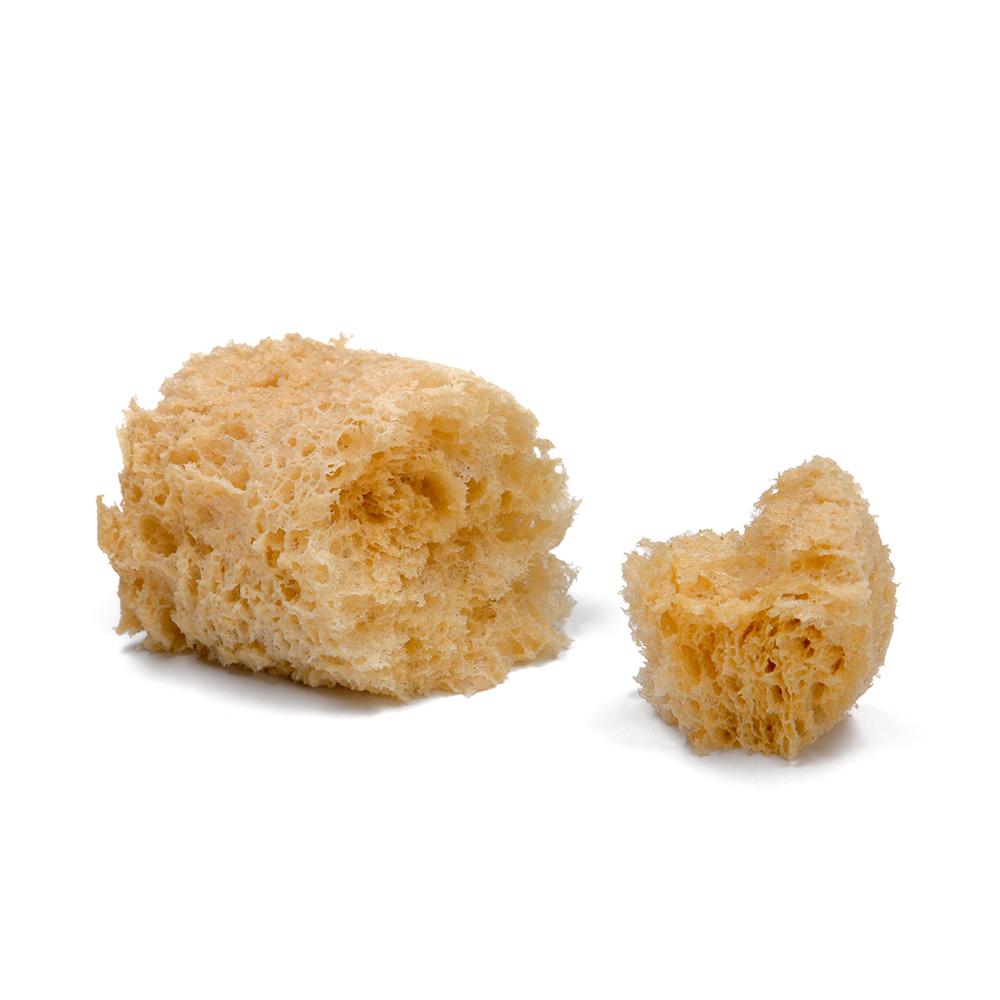 Pa de pessic d'avellana al microones