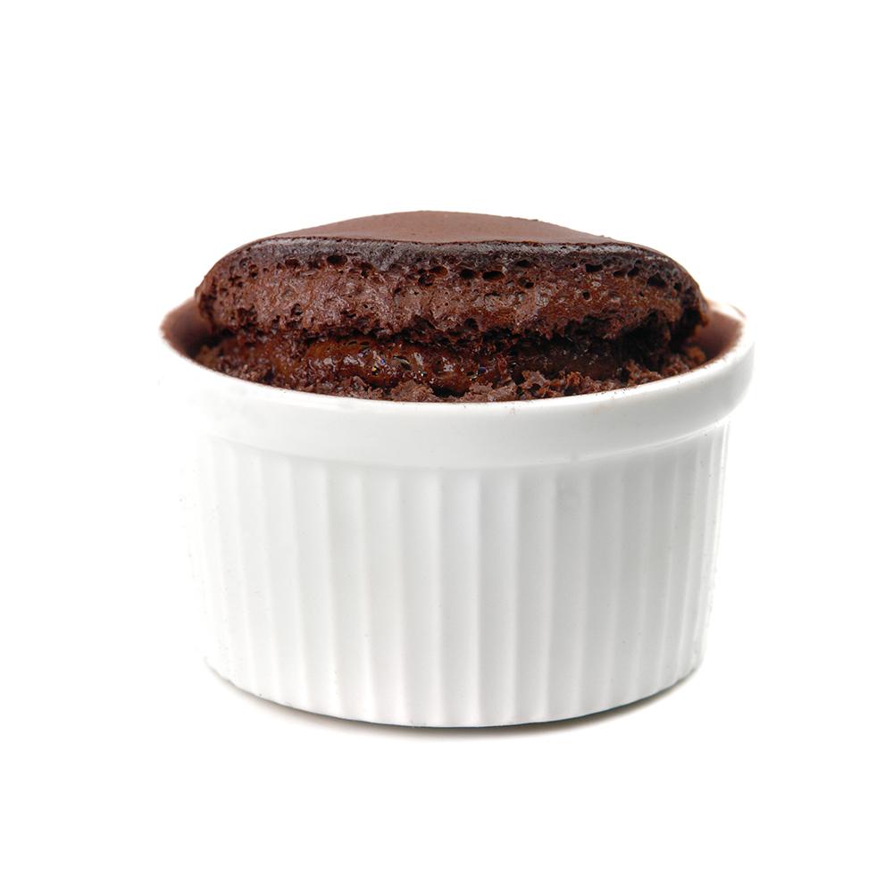 Soufflé de xocolata