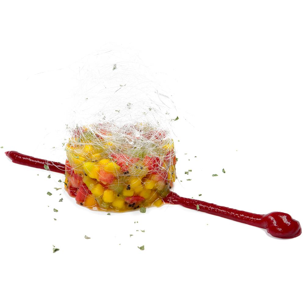 Tartar de fruites
