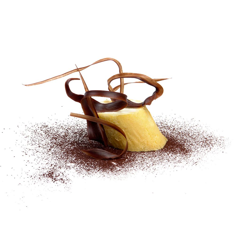 Mocador de caramel de cacau